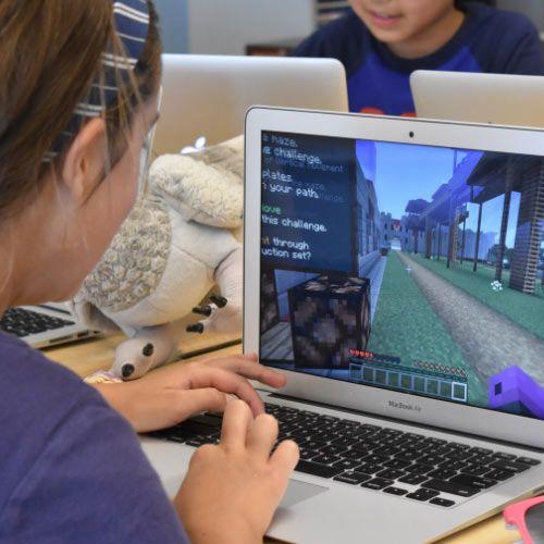 Junior Minecraft® and Roblox® - Episcopal Academy